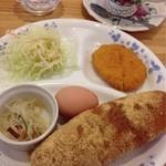 花ふぇおれ - あげパン