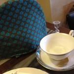 茶帽子 -