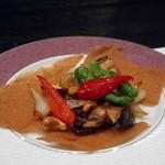 中国料理 星華 - 牡蛎