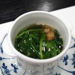 中国料理 星華 - スープ