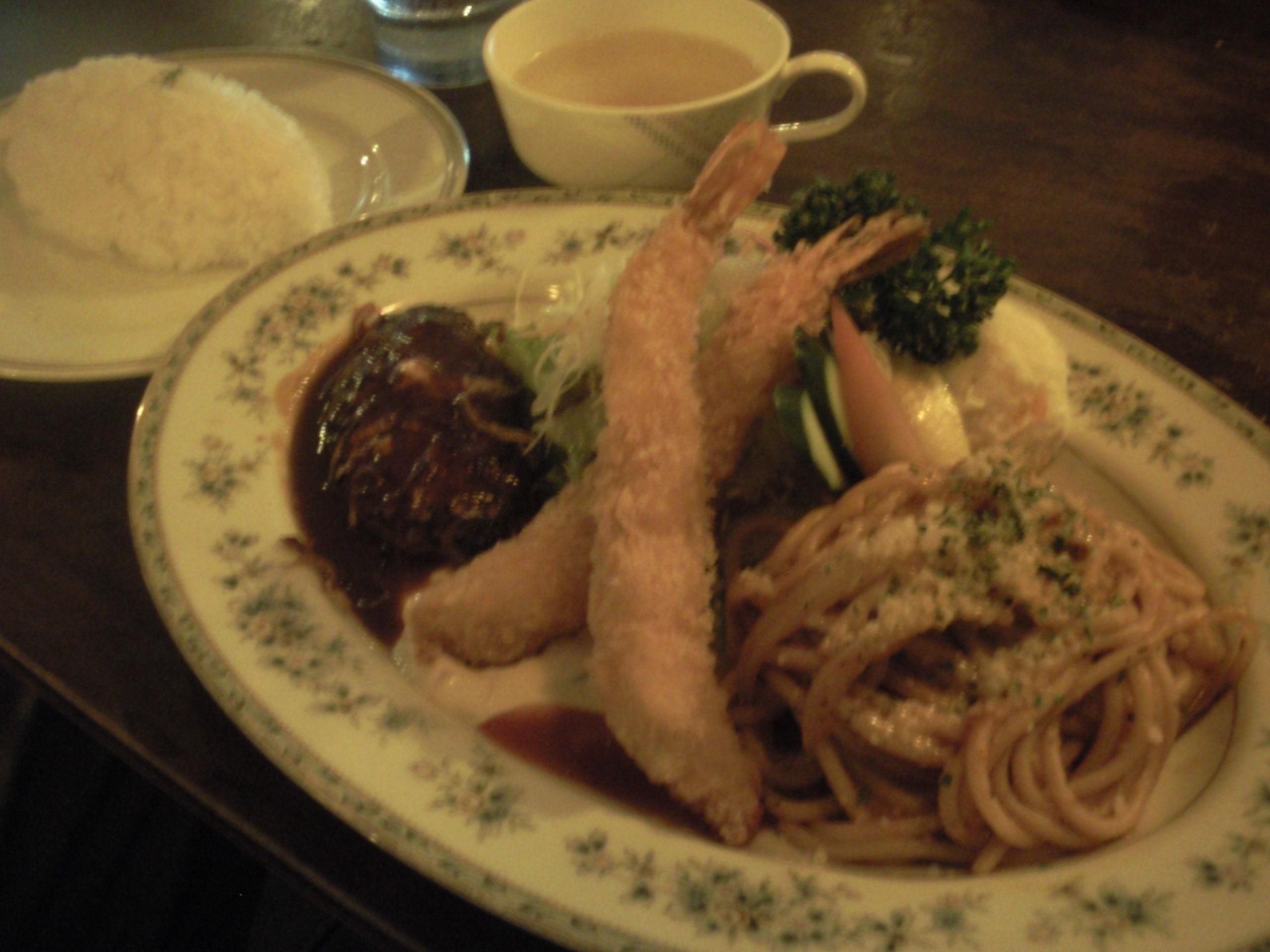 グリル&洋食 アガペ