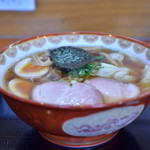 Shizenharamenkagura - 料理写真:神楽そば