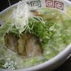 ら~めん一直 - 料理写真:ネギラーメン(680円)