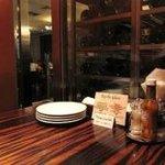 CAFE RIGOLETTO - 2Fのボックス席