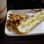 丸亀製麺 - 天ぷら~☆
