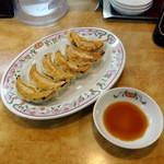 餃子の王将 - 焼き餃子231円