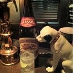マギーズ - 一緒に飲むんだワン!