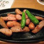 豚菜健美 とこ豚 - バラエティーソーセージ