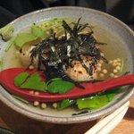 豚菜健美 とこ豚 - お茶漬け \380