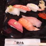 すし銚子丸 - 料理写真:紅組