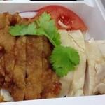 シンガポール海南鶏飯 - 2013年1月5日