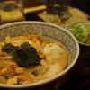 そば処 丸山 - 料理写真:親子丼セット