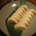 1669390 - 長芋の味噌漬け。