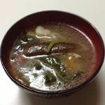 ピノイマート - 2回目2013年1月6日 料理番号⑧ すごい臭いのスープ