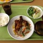 カフェテリアふじ - 夕食