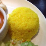 IndianRestaurant SONIA - 2回目2013年1月7日 ライス
