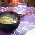カフェユーライフ - 料理写真:キャベツスープ