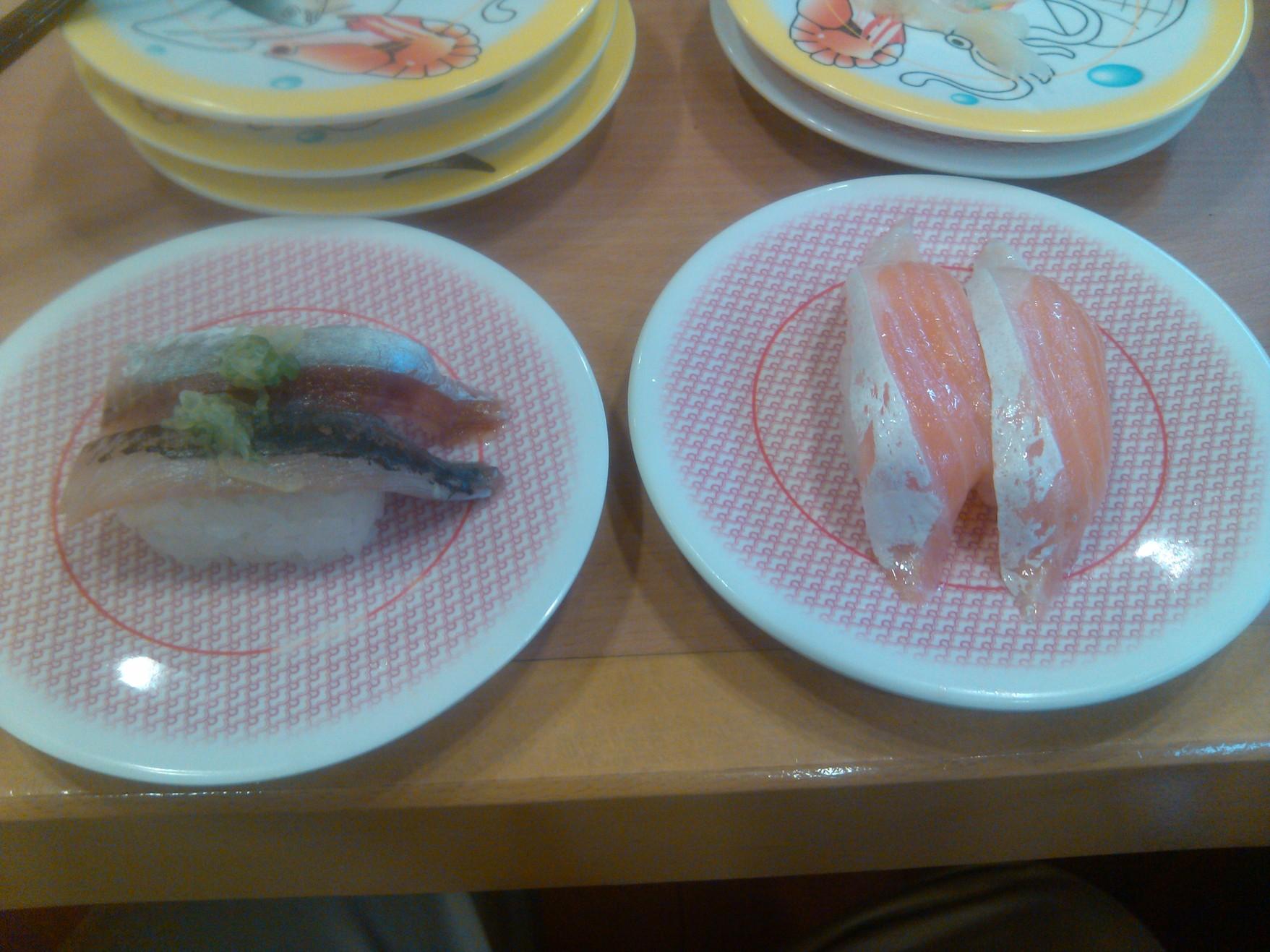 かっぱ寿司 大井町店