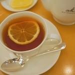 マールブランシュ - ニルギリ(630円)レモンが合います。