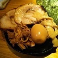 麺屋 中川會 - 特製トッピング