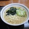 山田うどん - 料理写真:たぬきうどん 240円