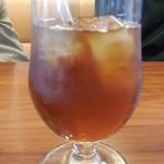 デニーズ - ウーロン茶