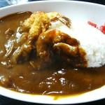フジ - 海老カレー 1,000円