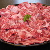 向日葵 - 料理写真:究極の逸品まぼろしカルビ盛り500g。牛一頭から500gも取れない超レアな食材です。