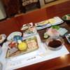 かすみ荘 - 料理写真:夕食1