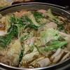 花羽 - 料理写真:101106おまかせ料理の鍋