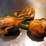 16787522 - 牡蠣バター:冬はこれに限るのぉ