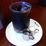 アマゾン - アイスコーヒー(350円)