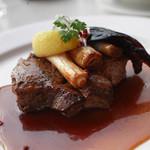 レストランDon - マグロのステーキ