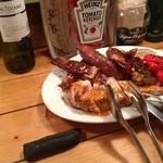 16808368 - お肉の盛り合わせ的な