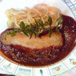 シェ・モア - セットメニューのメイン料理