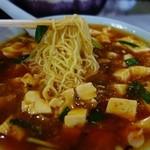 龍苑 - 細麺