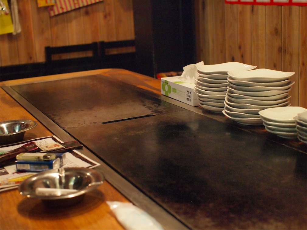 京都 下町のお好み焼き 昌・べた焼きの専門店