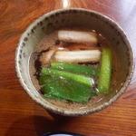 寿楽庵 - 料理写真:鴨汁