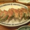 チャウズ - 料理写真:餃子\350。ニラがたくさん入っていておいしい