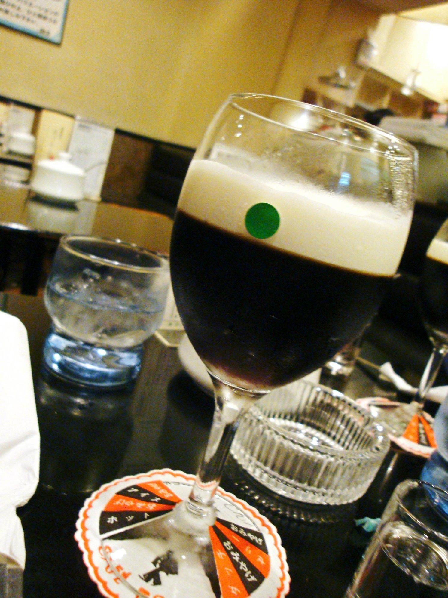 水コーヒーどんパ 銀座店