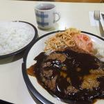 レストラン・テル - 400円メニューのビクトリアカツ