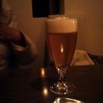 SYUEN - 相方の生ビールです