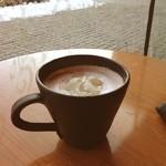 タリーズコーヒー - チョコラテ 330円
