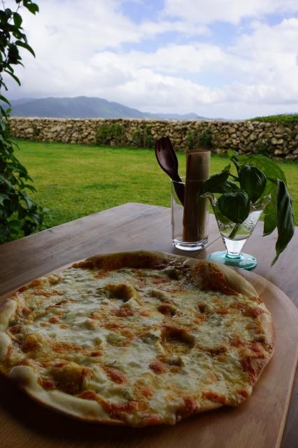 畑のPizza