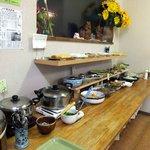 桜井旬鮮市場四季百膳ほもり   - 10種類以上ある惣菜は全て手作り!