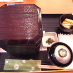 16858156 - 四季の弁当3段重