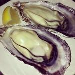 燻製と地ビール 和知 - 今年は殻付き牡蠣はゴールデンウィーク位まで出荷可能とのことです。