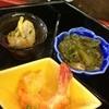 利久 - 料理写真:980円ランチの前菜