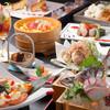 舞姫 - 料理写真:海の蔵コース3000円~(2時間飲み放題付)
