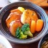 ほうせんか - 料理写真:プレート付週替わり定食(豆腐バーグ)
